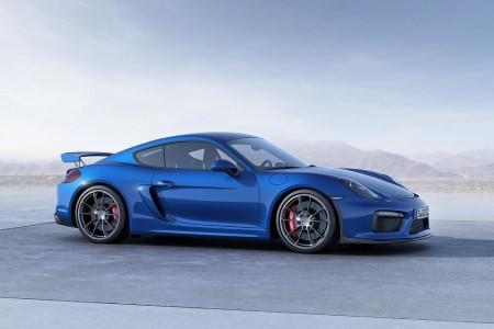 Porsche Cayman GT4 RS: un concesionario podría haber filtrado la llegada del modelo