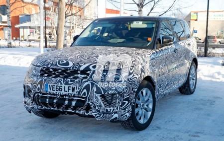 Range Rover Sport Plug-In Hybrid: Las primeras fotos de la versión enchufable