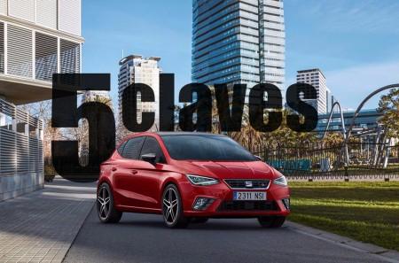 SEAT Ibiza 2017: las 5 claves de la nueva generación del turismo español