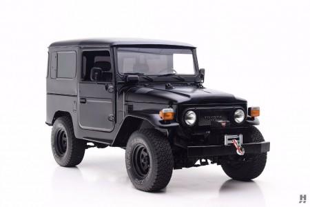 Este inmaculado Toyota Land Cruiser FJ40 puede ser tuyo por 37.000 euros