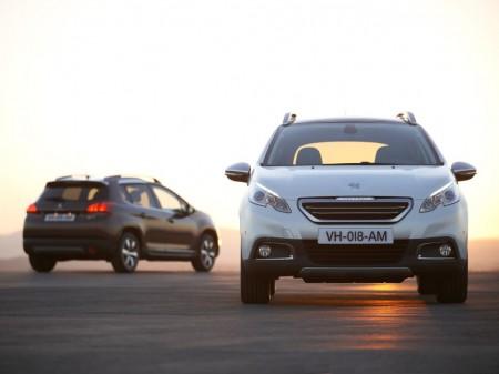Francia - Enero 2017: Peugeot arrasa con cuatro modelos en el Top 5