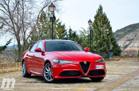 Video prueba Alfa Romeo Giulia Veloce 2.2 Diésel