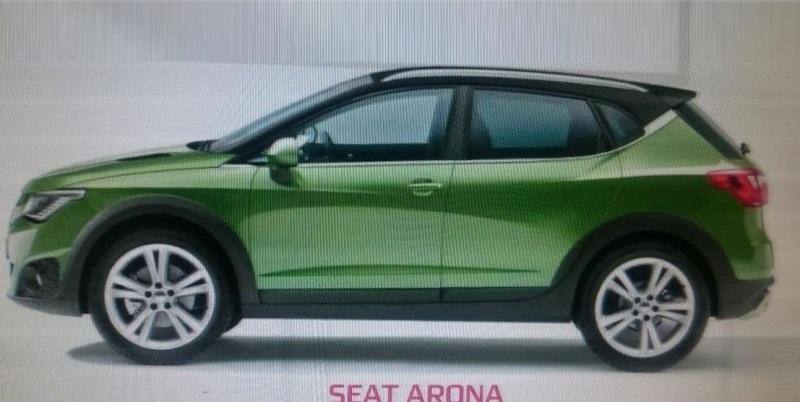 Seat Arona 2017 >> No, este no es el futuro Seat Arona 2018 - Motor.es
