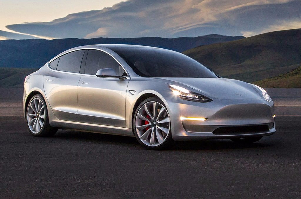 La producción del Tesla Model 3 se iniciará en cuestión de unos meses