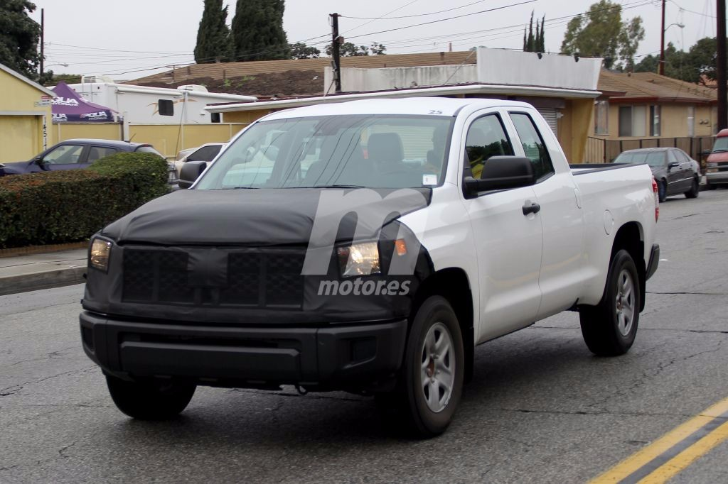 toyota tundra nuevo dise o para el pick up japon s made in usa. Black Bedroom Furniture Sets. Home Design Ideas
