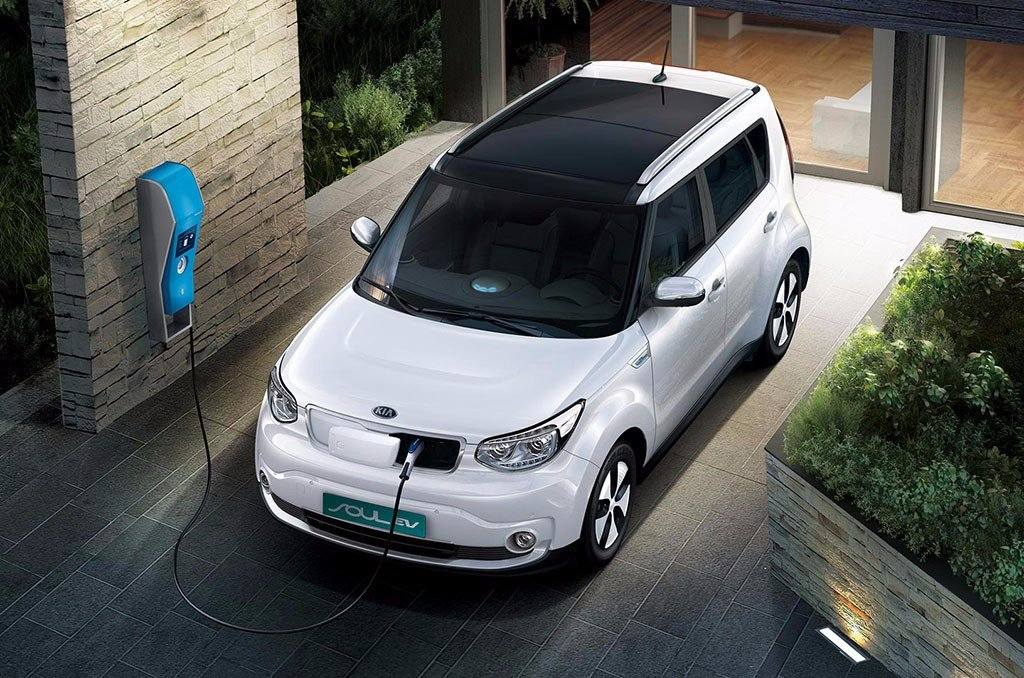 el kia soul ev 2018 estrenar una bater a de 30 kwh para aumentar su autonom a. Black Bedroom Furniture Sets. Home Design Ideas