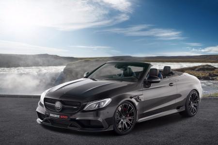 Brabus 650 Cabrio: radicalizando al Mercedes-AMG C 63 S Cabrio