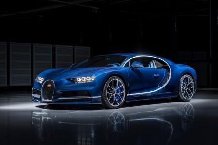 El Bugatti Chiron llega a Ginebra con la mitad de su producción vendida