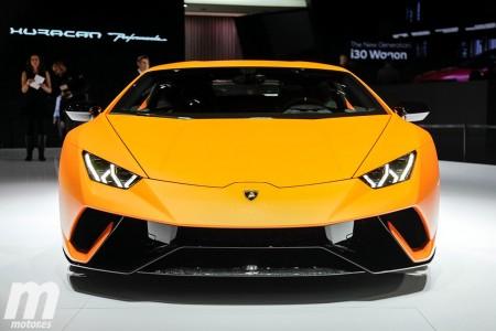 Lamborghini Huracan Performante: las 3 claves de su éxito