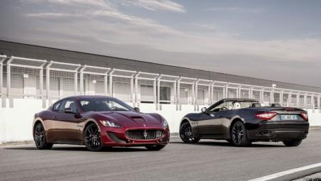 Maserati GranTurismo S y GranCabrio S Special Edition para Ginebra 2017