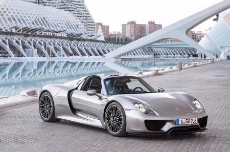 El sucesor del Porsche 918 Spyder no será una realidad hasta 2025