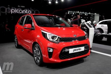 Precios del Kia Picanto 2017: el renovado utilitario está preparado para su llegada