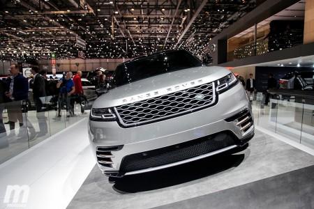 Range Rover Velar: el cuarto miembro de la familia se presenta en sociedad