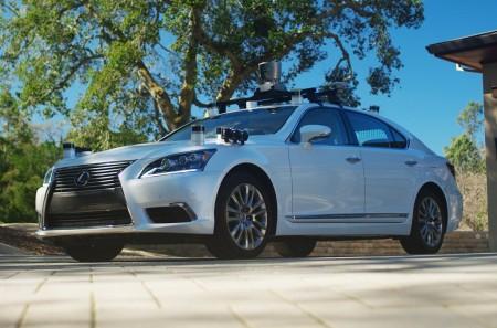 Toyota presenta la segunda generación de su coche autónomo de pruebas