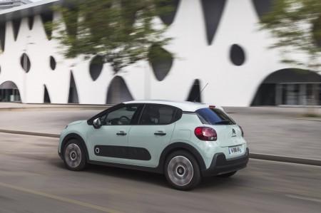 Francia - Febrero 2017: El Citroën C3, por el buen camino