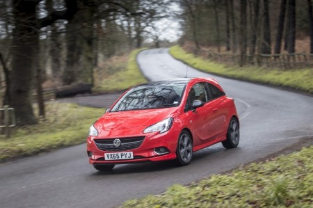 Reino Unido - Febrero 2017: Vauxhall da un paso atrás