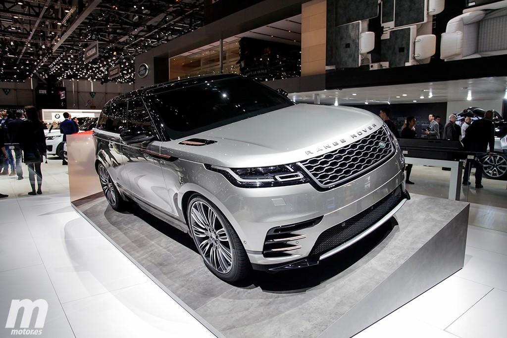 El nuevo Range Rover Velar ya está a la venta en España ...