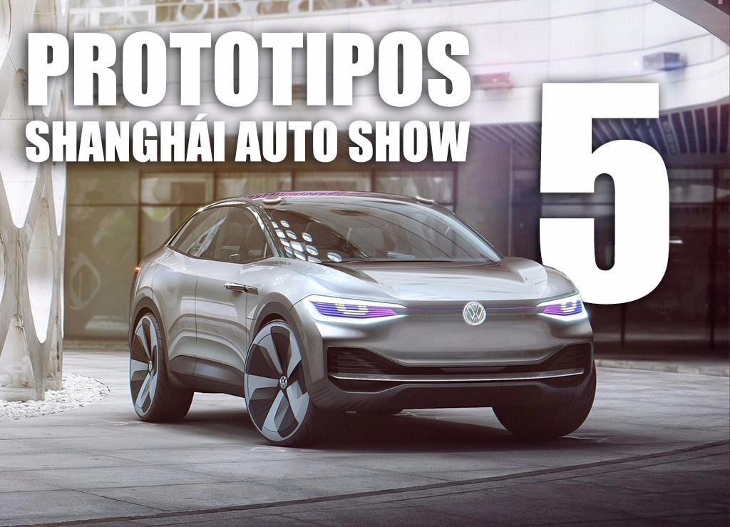 Los 5 mejores prototipos del sal n de shangh i 2017 for Salon shanghai 2017