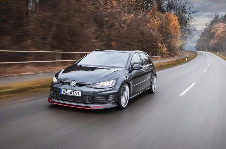 ABT busca ofrecer un Volkswagen Golf deportivo lo más asequible posible