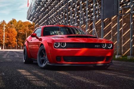 Hennessey ya anuncia su propia versión del Dodge Demon con 1.500 CV