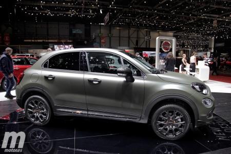 Fiat S-Design: nueva edición especial para los 500X y el Tipo 5 puertas