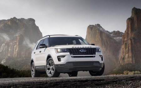 Ford Explorer 2018: llega una nueva actualización del Explorer a Nueva York