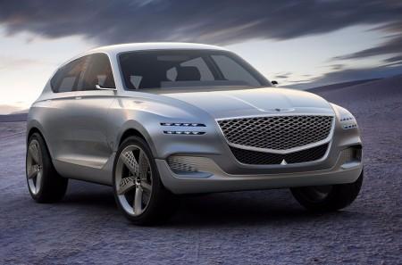 Genesis GV80 Concept: anticipando el primer SUV de la marca premium