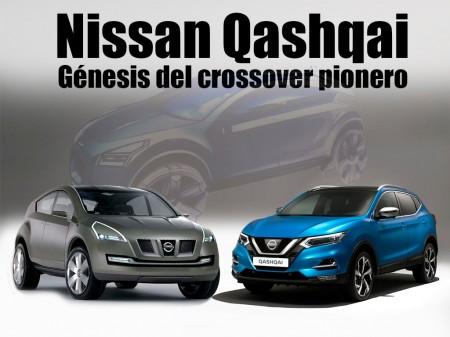 Historia del Nissan Qashqai: repasamos la génesis del crossover pionero
