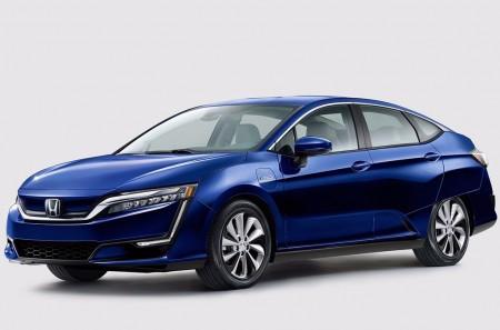 Honda Clarity Electric 2018: se suma a la gama la versión 100% eléctrica