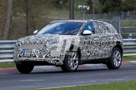 Jaguar E-Pace 2018: nos asomamos por primera vez a su interior