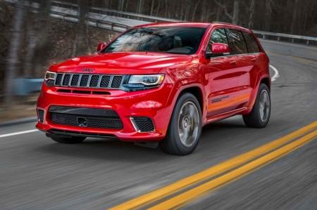Jeep Grand Cherokee Trackhawk: el SUV más potente del mundo ya es oficial