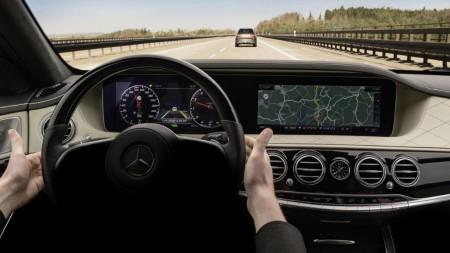 Mercedes Clase S: desveladas las primeras imágenes del interior