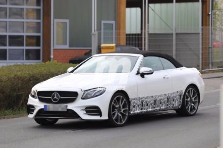 Mercedes-AMG E 55 4MATIC: ¿Se está fraguando el regreso de un nombre mítico?