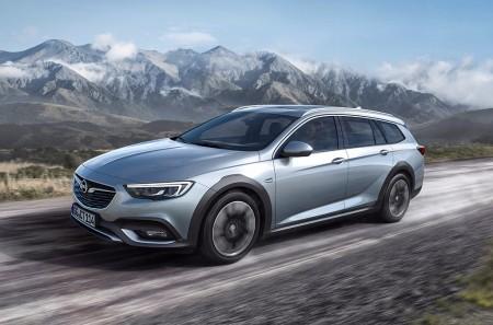 Opel Insignia Country Tourer 2018: una alternativa a los SUV tradicionales
