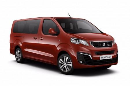 Peugeot Traveller Long: se incorpora a la gama la versión de gran capacidad