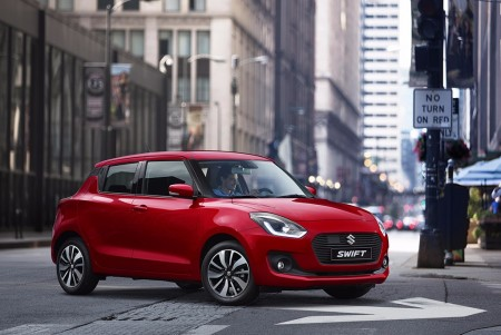 Suzuki Swift 2017: la nueva generación ya tiene precios en España