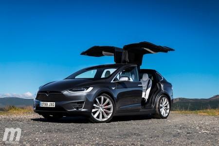 Prueba Tesla Model X P100D (y su salvaje modo Ludicrous)