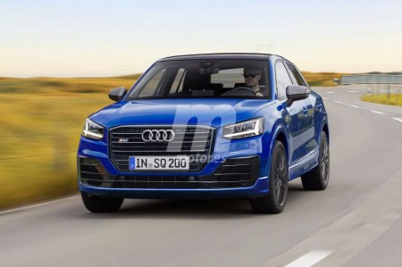 Audi SQ2 2018: así será el diseño de la versión más deportiva del SUV alemán