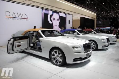 Rolls-Royce muestra las capacidades de su programa Bespoke en Ginebra