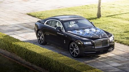 Rolls-Royce Wraith Inspired by Music: diseño y música rock unidos de la mano