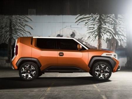 Toyota FT-4X concept: desvelado el futurista todoterreno conceptual japonés