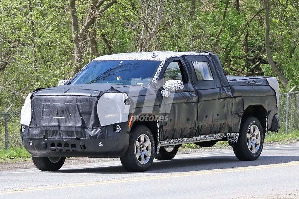 Chevrolet Silverado 2019: el pick-up full-size recibirá ...