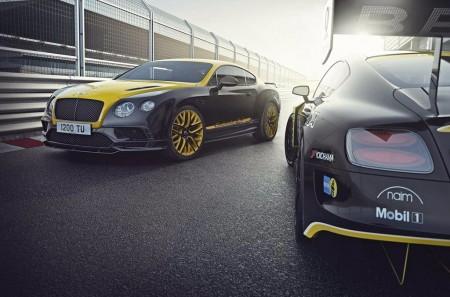 Bentley Continental 24: una edición limitada basada en el Supersports
