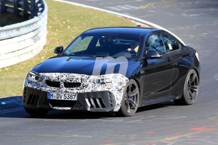 BMW M2 CS 2018: la versión más radical y potente se enfrenta a Nürburgring