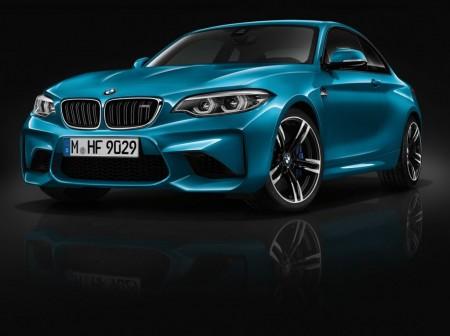 BMW M2 2018: imágenes oficiales de la nueva actualización del M2