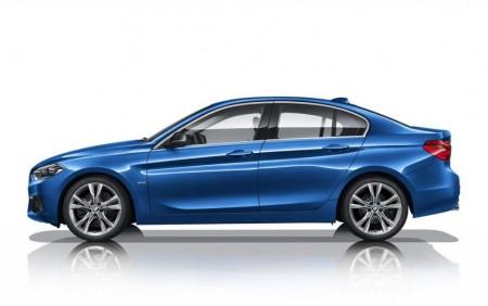 BMW Serie 1 Sedán: no llegará a Europa pero habrá otras novedades