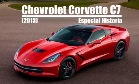 Chevrolet Corvette C7 Stingray (2013-hoy)