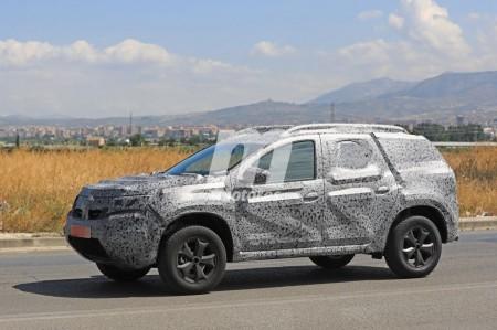 Dacia Duster 2019: las primeras imágenes de la nueva generación