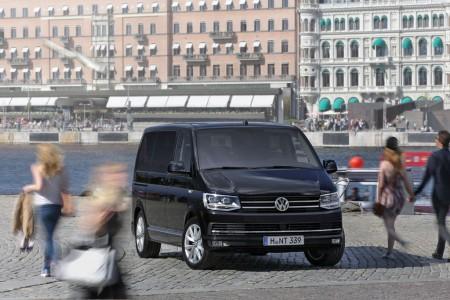 Las furgonetas de pasajeros son los nuevos monovolumen