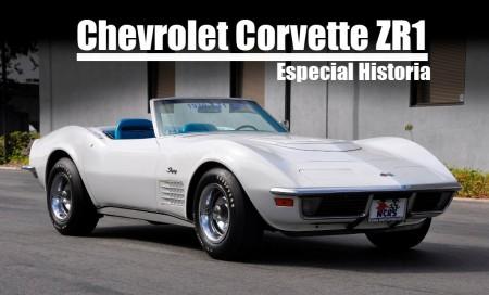 Historia del Corvette ZR1, las siglas más míticas del deportivo americano